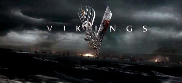 Logotyp Wikingów – Vikings – analiza
