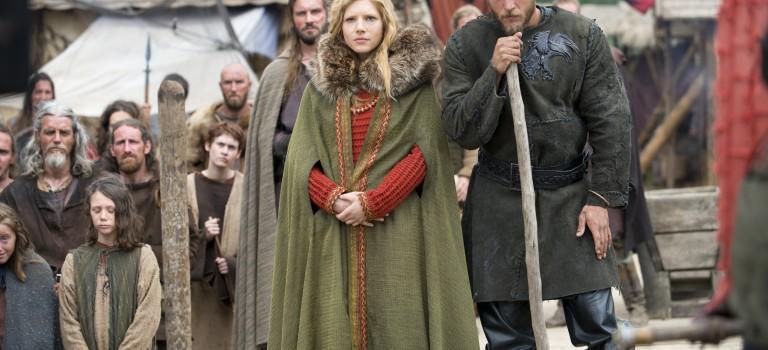Michael Hirst o porównaniu Wikingów do Gry o Tron