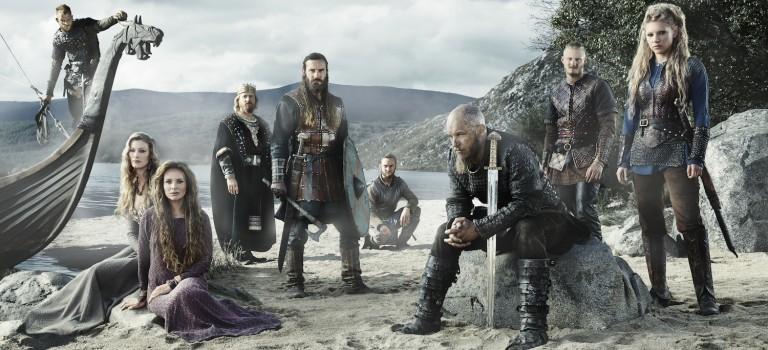 Vikings S03E01 online!