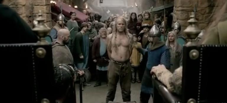 Motyw egzekucji w serialu Vikings